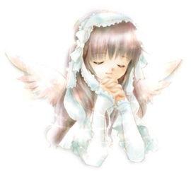 形容天使唯美句子
