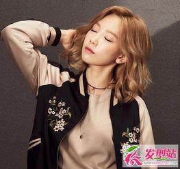 少女时代金泰妍短发 队长大人的超嫩短发bobo