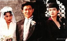 90年代香港女星旧照 张曼玉清纯