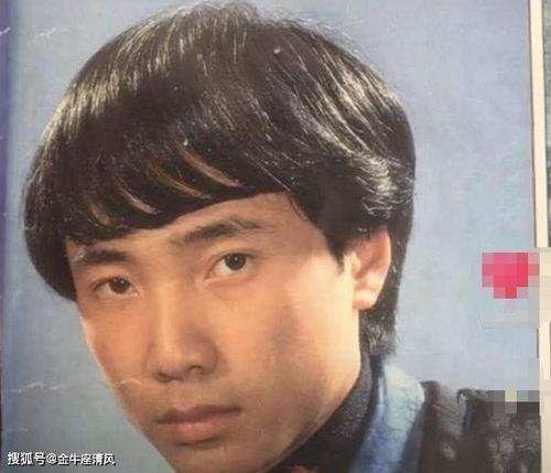 网曝徐峥20年前青涩旧照