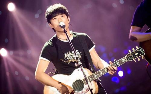 新生代民谣歌手赵雷