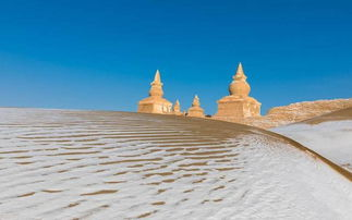 关于黄沙大漠的诗句