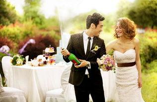 婚礼上的男士礼仪