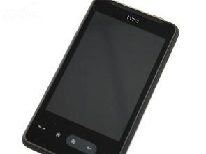 HTCT5555 HD mini手机产品图片74素材