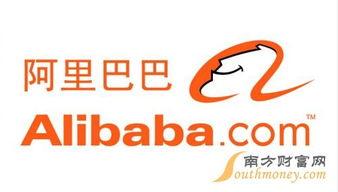 有谁知道阿里巴巴上市公司的股票代码是多少?