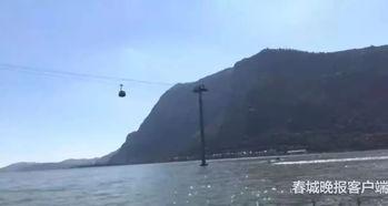 一女子从滇池至西山高空索道缆车中坠落,不幸身亡