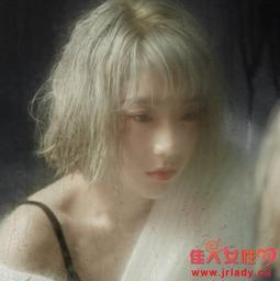 金泰妍发色发型 TaeYeon金色短发美腻