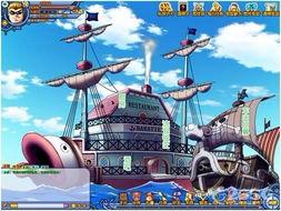海贼王动漫页游 海贼物语 二测最新揭秘