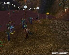 魔兽世界 未解之谜 消失的跳舞巨魔村