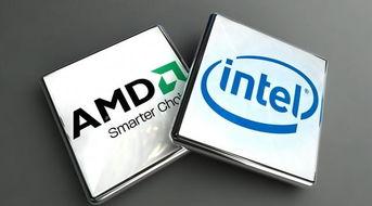 AMD公司是哪國的,現在它和INTEL的差距有多大