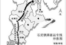 铁道部副部长王志国表示,今年6月,北京至上海高速铁路将建成通车;随后,哈尔滨-大连高铁