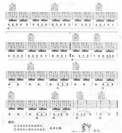 新的天地吉他弹谱