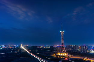 郑州中原福塔