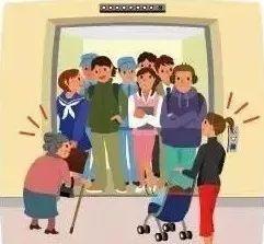 幼儿园乘坐电梯安全小知识