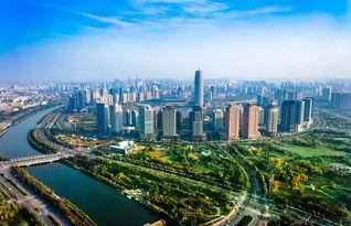 河南将建郑州大都市生态区未来的郑州竟这么美