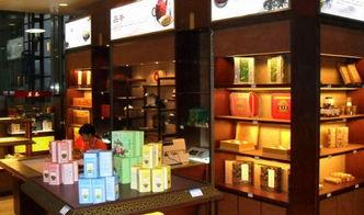 茶叶店设施