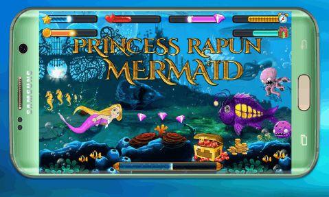 mermaid游戏攻略3关