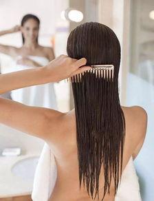 洗头梳怎么用