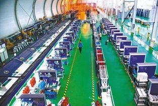 中国制造业江苏有哪些