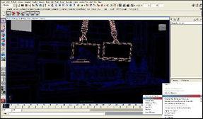 PhotoshopCS3和Maya2008的3D建模渲染贴图