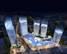 正盛 太古港 让中心重回中心 让世界登临南昌