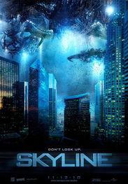 天际 中文恐怖预告片 巨大外星生物侵袭地球