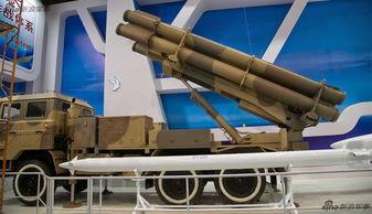 sy-300多管火箭炮