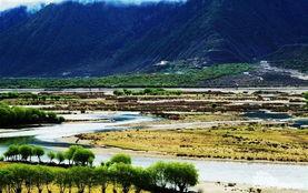 曾经流放地林芝 如今西藏小江南