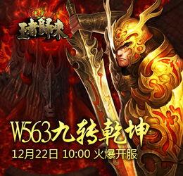 要玩王者归来W563区12月22日10 00 火爆招募
