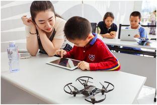 无人机 编程 成为STEAM教育新宠