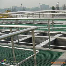 建筑建材 供应污水处理厂格栅 南通正好玻璃钢制品有限公司