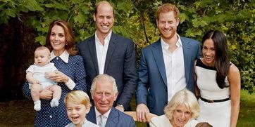英媒揭英王室成员昵称凯特叫威廉秃顶王子