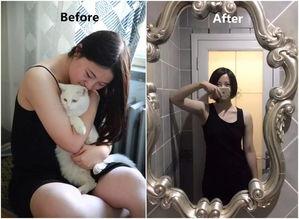 六个月瘦30斤是种什么体验
