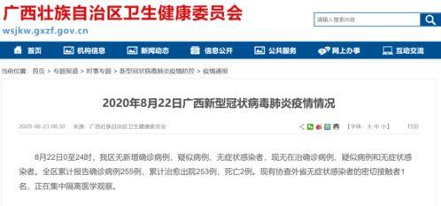 广西昨日无新增确诊病例,31省区市新增12例确诊均为境外输入