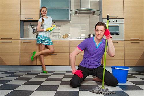 男人做家务增进夫妻感情