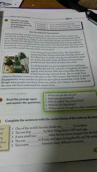 九级全一册英语作文范文