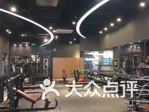 深圳健康风尚潮的健身房