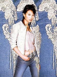 香港女星蔡少芬3