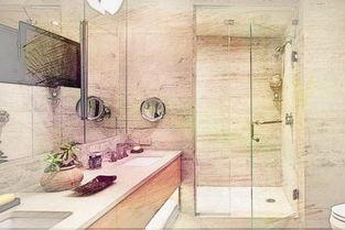 厕所在房子中间风水