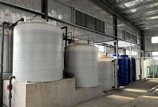 江苏无锡江阴市南闸屠宰中心废水处理芬顿沉淀器气浮案例