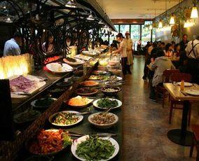金汉斯 重庆营养烤品主题餐厅