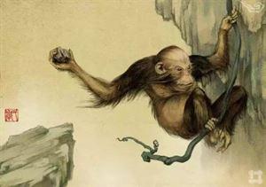 山海经 里的珍奇古兽原来长这样,对祖先的想象力惊呆了