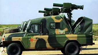 中国红箭-8反坦克导弹