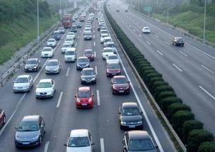 怎么看高速堵车情况