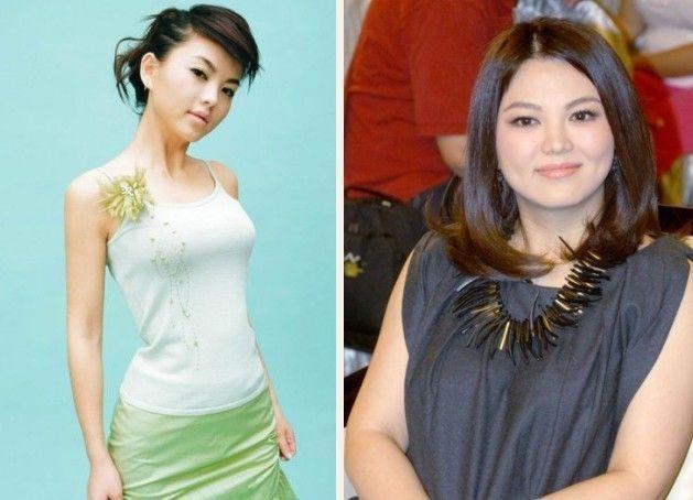 女变成肥胖少妇