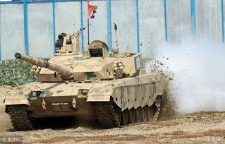 巴基斯坦采购中国vt-4主战坦克】