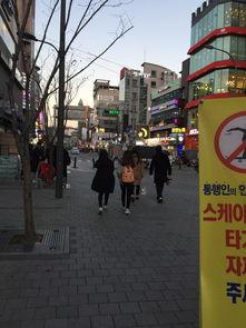 12月份首尔自由行