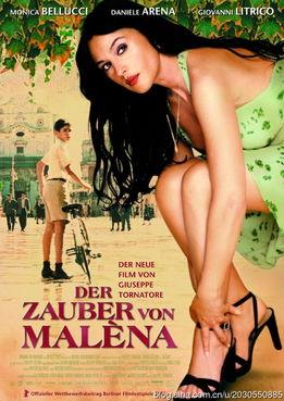 意大利 美国情色 爱情 战争大片 西西里的美丽传说 高清未删减完整版