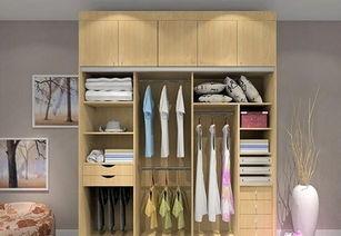 衣柜的构造图