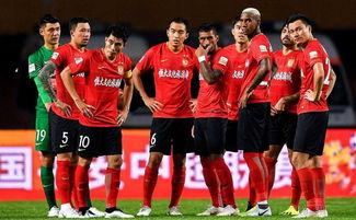 中超赛会制恒大上港争冠,国安鲁能出局,恒大球迷我们差远了
